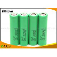 Wholesale high capacity Samsung 25r 18650 vape battery 2500mah 3.7v  Li ion battery cells from china suppliers