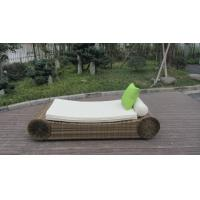Wholesale Contemporary Beach Lounge Chair , Outdoor Garden Sun Lounger from china suppliers