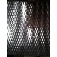 Buy cheap Hot Sale Brush No.4 Embossed 1219*3048mm Stainless Steel Panel Sheets For Hotel Decoration from wholesalers