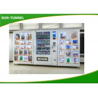 Wholesale Small Snack And Soda Vending Machine , Industrial Grade Control Board Food Dispenser Machine from china suppliers