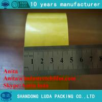 Wholesale luda clear crystal self adhesive carton packingadhesive tape making from china suppliers