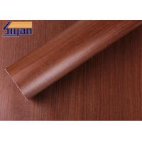 Wholesale Professional Maple PVC Decorative Foil , PVC Wood Film Free Sample from china suppliers