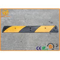 Wholesale Parking Stops Rubber Speed Cushions ,  Road Safety Black Portable Speed Humps from china suppliers