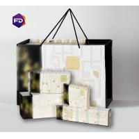 Wholesale Natural Color Paper Brocade Gift Box , Eco-Friendly Straw Household Paper Towels from china suppliers