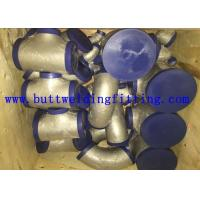 Wholesale 1/2 Inch - 48 Inch ASTM A790 S 32760 Stainless Steel Elbow Butt Welded Pipe Fittings from china suppliers