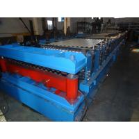 Wholesale Hydraulic Cutting 16 Stations Roofing Roll Forming Machine High Grade 45# Steel from china suppliers