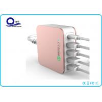 Wholesale 40W 5 Ports Smart USB Chargr with Quick Charger 3.0 and Type - C USB Hub from china suppliers