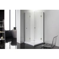 Wholesale 36 inches corner shower stalls for small bathrooms 6mm Thickness doors from china suppliers