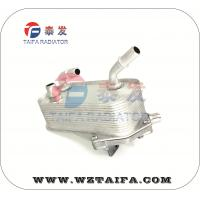 Wholesale High Durability 17217551647 BMW Oil Cooler , Transmission And Engine Oil Coolers from china suppliers