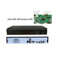 Wholesale 24 Channels 5M Nvr Ip Camera System Hi3535 Processor Max 6T HDD from china suppliers