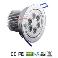 Wholesale Exterior Driver LED Ceiling Downlight 6 Watt 600 Lumen 78Ra For Museum from china suppliers