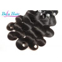 Wholesale Color 1b# Body Wave Eurasian Virgin Hair Pure No Tangle Three Pieces from china suppliers