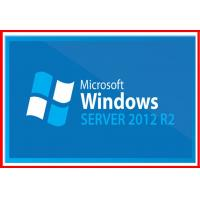 Wholesale Server standard 2012 r2 Microsoft Windows Server 2012 Retail Box 5 User CALS from china suppliers