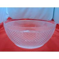 Wholesale Pineapple Shape Clear Acrylic Bowl For Candy , Vegetable from china suppliers