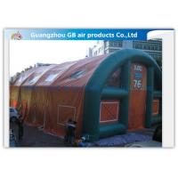 Wholesale Outdoor Inflatable Army Tent Inflatable Portable Military Shelter With Same Air Chamber from china suppliers