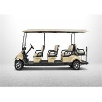 Wholesale 8 Seater Yamaha Electric Golf Cart , Club Car Golf Buggy With Rear Facing Seat from china suppliers