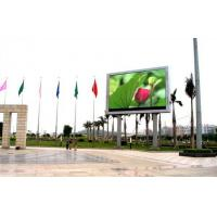 Wholesale Wide View Angle Outdoor Advertising LED Display 1024mm x 768mm Cabinet Size from china suppliers