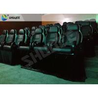 Wholesale Professional 5d Cinema Equipment Luxury Motion Simulator Chair 5D Ride Cinema from china suppliers