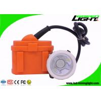 Buy cheap GJ6.0-A Rechargeable NI-MH Battery Coal Mining Lights ,  300mA Safety Led Head Torch with 20 Hours Lighting Working Time from wholesalers