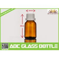 Wholesale Hot Sale 15ml Essential Oil Glass Bottle ,Abmer Essential Oil Bottle from china suppliers