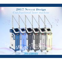 Wholesale 10600nm Fractional Co2 Laser Machine For Scars Removal / Skin Rejuvenation from china suppliers