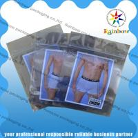 Wholesale PET / PET / PE Firm Lamination Anti Static Transparent Aluminum Bag With Ziplock from china suppliers