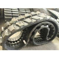 Wholesale KOBELCO SK135SR EX120 EX135U Excavator Rubber Track 500*92W*84 from china suppliers