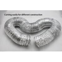 Wholesale HVAC Systems Alu-PET-Alu small bending radius aluminum flexible ducting from china suppliers