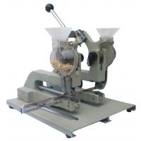 Wholesale CE 26Kg Hand Eyelet Press Machine Two Head 3mm Binding Thickness from china suppliers