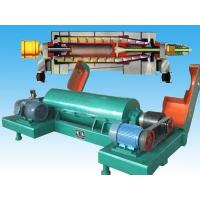 Quality Professional Waste Oil Centrifuge Separator Purifier High Fluid Recovery Rates for sale