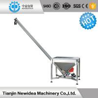 Wholesale Steel Screw Elevator Conveyor / Auger Spiral Elevator For Automatic Packing Machines from china suppliers