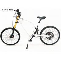 Wholesale 48v1000W enduro electric bike with 1000w brushless hub motor ebike from china suppliers