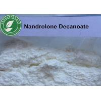Wholesale Pharma Grade 99% Anabolic Steroid Nandrolone Decanoate for fat loss CAS 360-70-3 from china suppliers