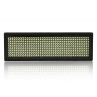 Wholesale Programmed Multi Color LED Name Display , Animaiton Digital Name Display from china suppliers