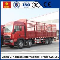 Wholesale Commercial Cargo Truck SINOTRUK HOWO 12Wheels Euro2 336HP for Logistics from china suppliers