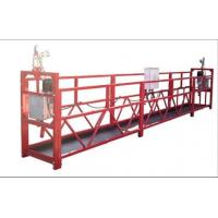 Wholesale 10m - 450m Length Window Cleaning Platform ZLP100 ZLP250 ZLP500 ZLP630 from china suppliers