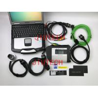 Wholesale For MB SD C4 Benz Heavy Duty Truck Diagnostic Tool Full Set + CF30 from china suppliers