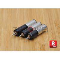 Wholesale 8mm DC Motor Gearbox , Mini Size Transmission Gearbox With DC Brush Motor from china suppliers