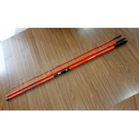 Buy cheap Surf casting  Carbon Fishing rods,4.50m 3 section surf casting rods,high quality carbon fishing rods from wholesalers
