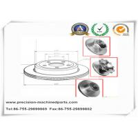 Wholesale 316L Steel Casting Process / TS16949 Lost wax casting Certificate from china suppliers