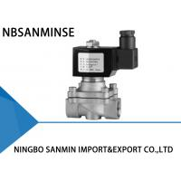 Wholesale Z4 Stainless Steel Solenoid Valves For Water , Direct Acting Solenoid Valve from china suppliers