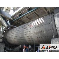 Wholesale High Performance Cement Ball Mill Critical Speed , Steel Ball Mill from china suppliers