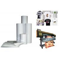 "Wholesale Textile Heat Press Machine Spare Parts 64"" Anti Curl Heat Transfer Paper Rolls from china suppliers"