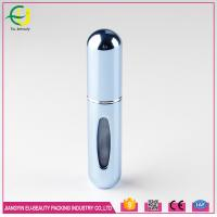 Wholesale Skin care refillable perfume atomiser silk-screen printing round aquare shape from china suppliers