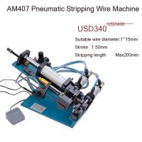 Wholesale AM407  4 core pvc cable stripper machine semi-automatic from china suppliers