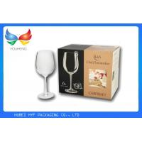 Wholesale Corrugated Folding Wine Gift Box Various Sizes With Box Sleeves , Foil Hot Stamping from china suppliers