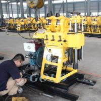 Wholesale Machine Portabl 150-220M Anchoring Drill rig from china suppliers