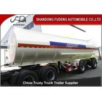 Wholesale Mechanical spring suspension fuel tank trailer oil semi truck for sale from china suppliers