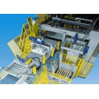 Wholesale High Position Automatic Palletizing Machine For Stacking Bags / Staggered Arrangement from china suppliers