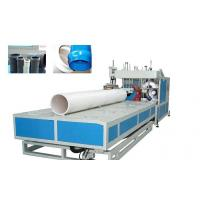 Wholesale Fully Automatic PVC And PE Pipe Belling Machine with PLC Touch Screen Control from china suppliers
